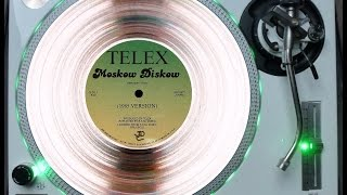 TELEX - MOSKOW DISKOW (1985 VERSION) (℗1985)