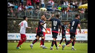 Cagliari-Real Vicenza 5-0, gli highlights