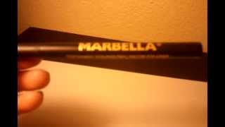 Review: Marbella Permanent Eyeliner Pen Black Thumbnail