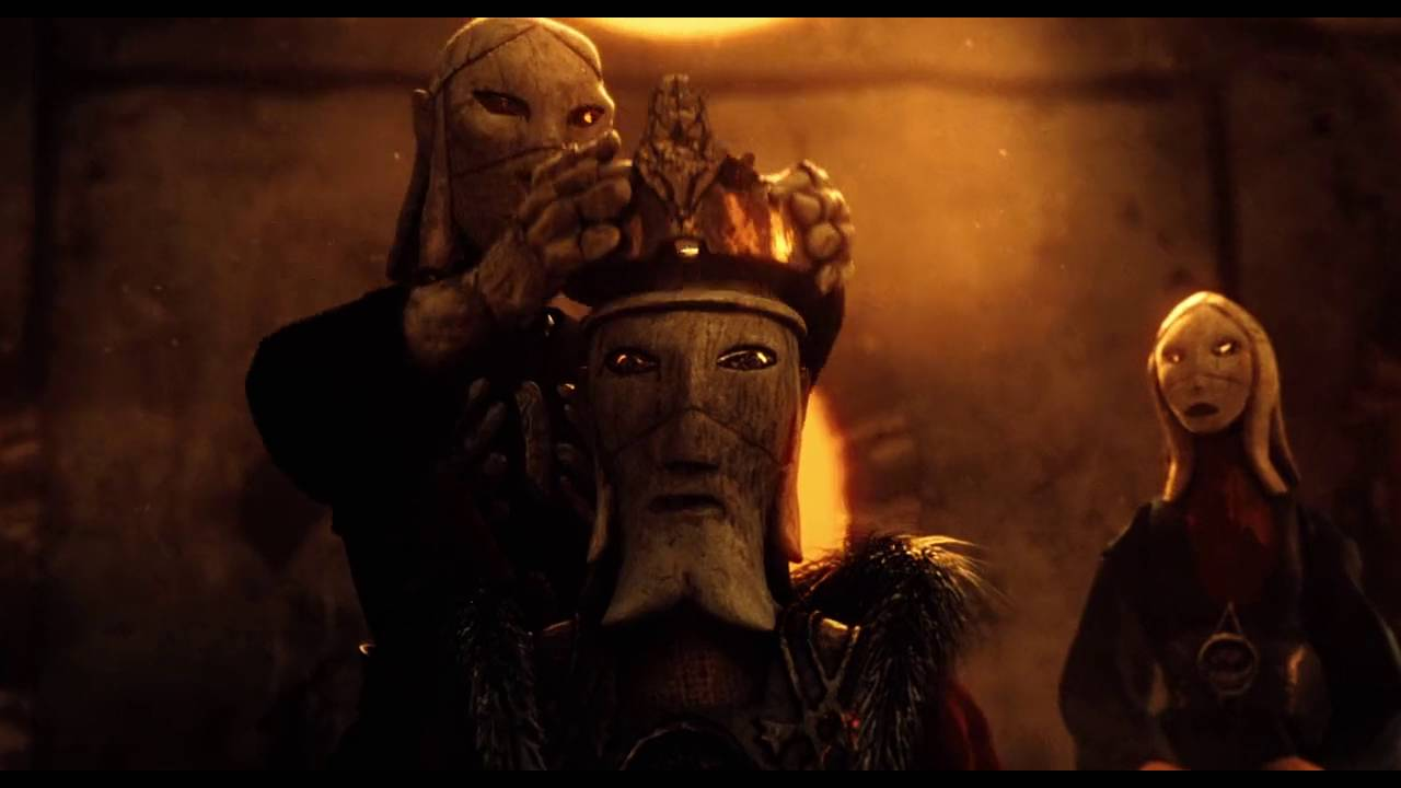 hellboy 2 the story of the golden army youtube