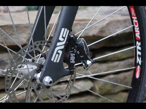 TRP HY//RD Mechanical//Hydraulic Post Mount Brake Caliper Black New Road Bike