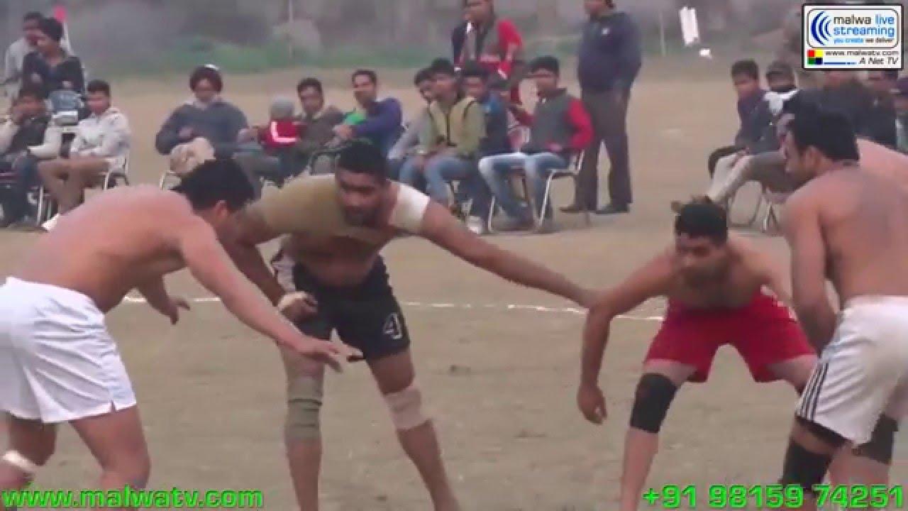 HAZARA (Jalandhar) Kabaddi Cup - 2014 Part 2nd.