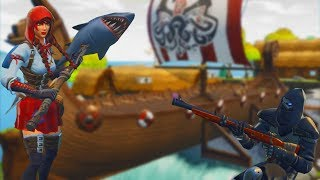 PIRATEN SCHIP 1 VS 1 TEGEN DUNCAN - Fortnite Mini Games