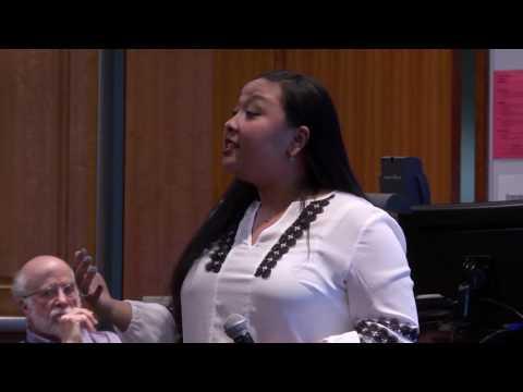 Sustainability Dialog: 4/17/17