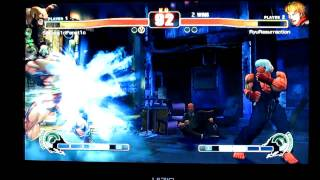 Street Fighter IV PS3 First Impressions with RyuResurrection Part 12