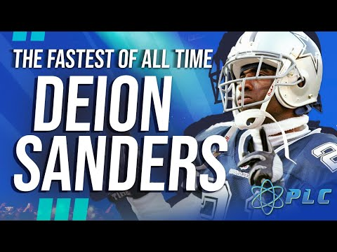 The Fastest Of All Time Is DEION SANDERS! | Watch And See WHY!!!