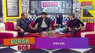 Borak Borak: Guru Ikon vs Adiwira | Borak Kopitiam (17 Mei 2019)