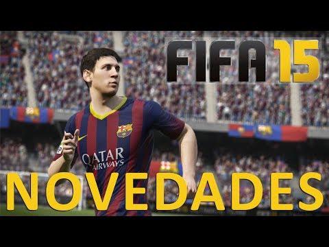 FIFA 15: Novedades, Trailer y Características (Preview en Español)