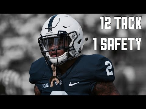 Marcus Allen Pitt Highlights || Penn State Safety #2 || 09/09/17