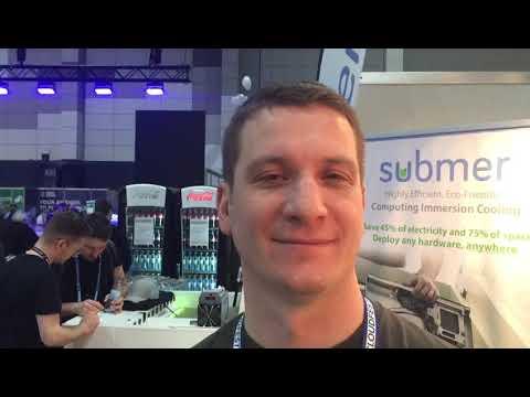 Interview HostingJournalist.com with Daniel Pope, Submer