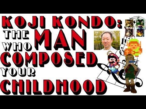 Koji Kondo: The Man Who Composed Your Childhood
