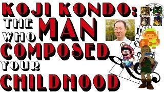 Koji Kondo: The Man Who Composed Your Childhood