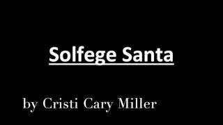 Solfege Santa
