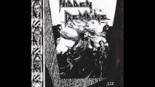 Hidden Remains - Six Feet Under (Demo 1992)