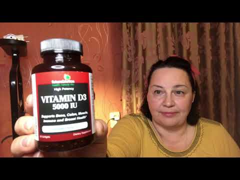 TOP-5 витаминов и БАДов при РС