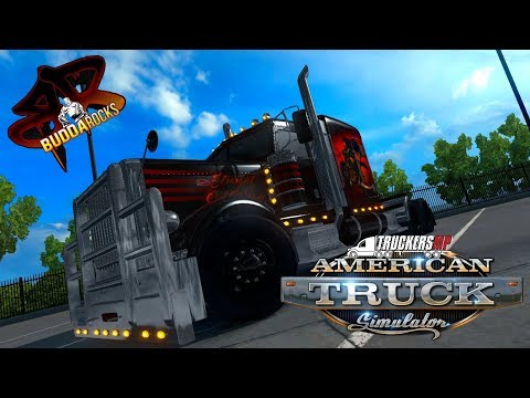 """🔴""""Back In Action""""◆American Truck Simulator◆Truckers MP Convoy  #BUDDANATION"""
