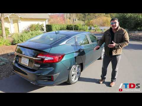 Honda Clarity Plug-In Hybrid Review - 47 Miles of Pure EV Range!