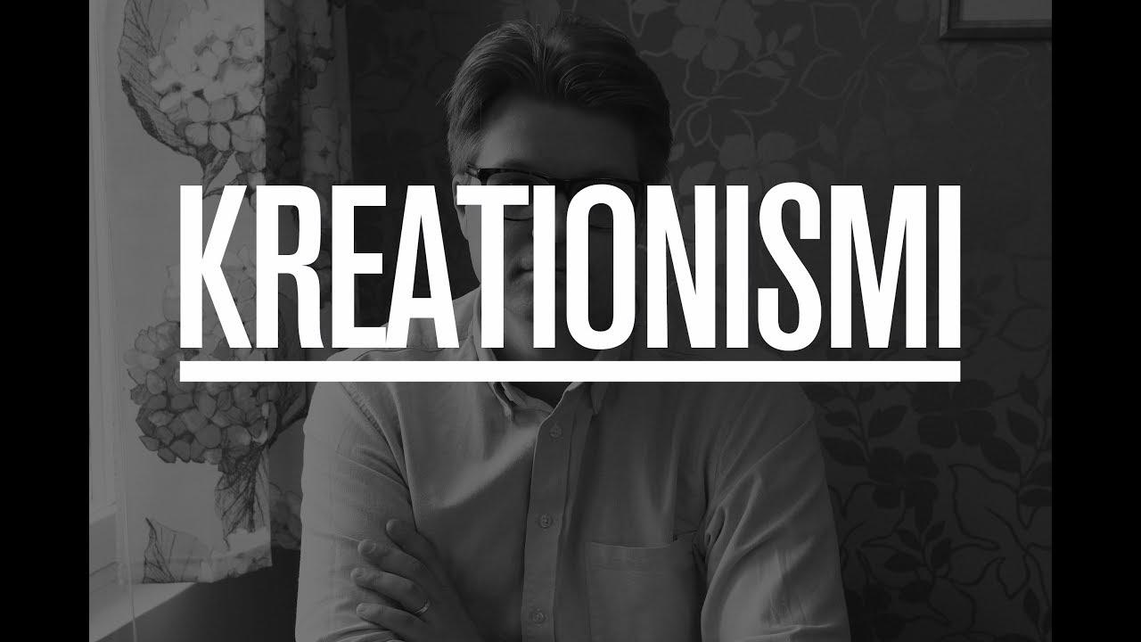 kreationismi suomessa
