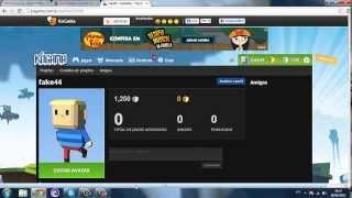 Como criar uma conta no site de jogos [e criador de jogos] kogama