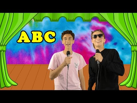 ABC Song   Alphabet Song   Nursery Rhyme and Rap Version for Children