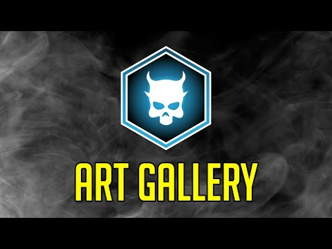 [Payday 2] One Down Difficulty - Art Gallery (Solo Stealth)