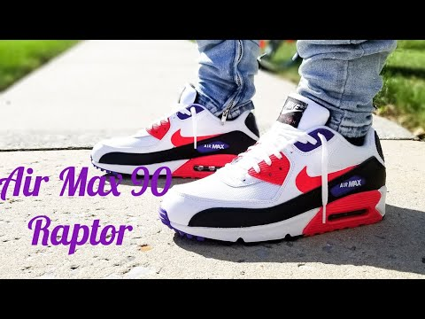 Air Max 90 Raptors Unboxing & On Feet