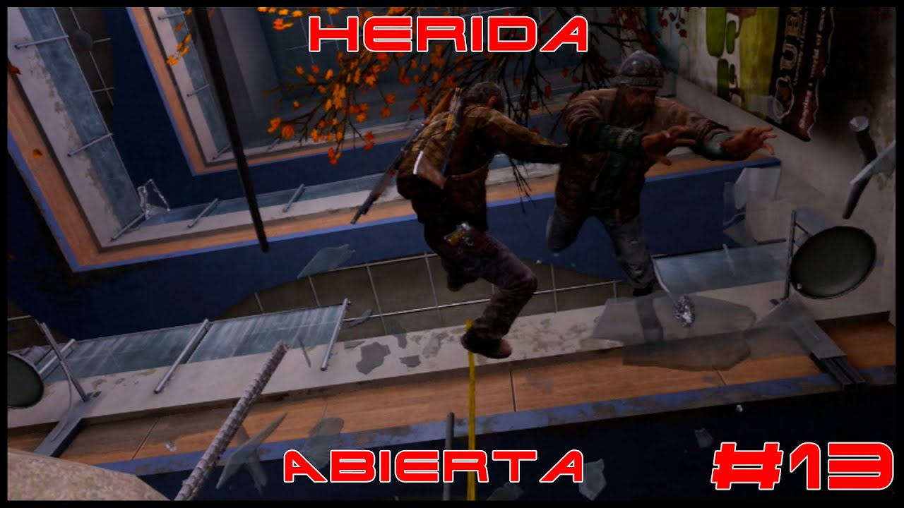 Ver HERIDA ABIERTA – THE LAST OF US en Español