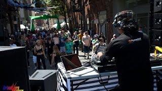 StarLab - How Weird Street Faire '13, Downtown San Francisco