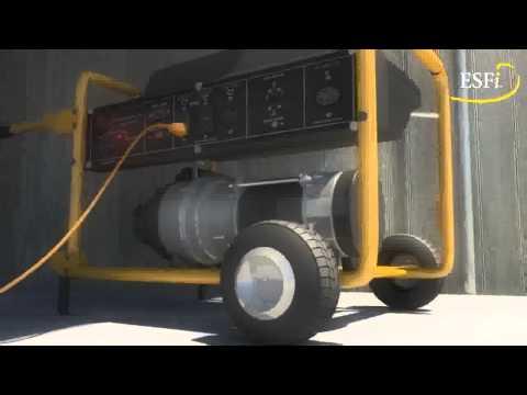 Portable Generator Safety Virtual Demonstration