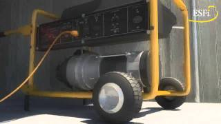 Portable Generator Safety Virtual Demonstration