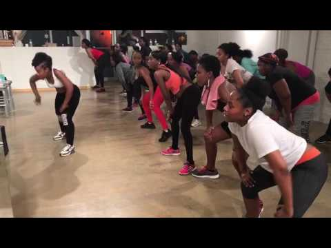 Empress Cece | Soca-N-Sweat x Brooklyn CenterStage Dance Studio