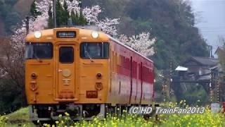 JR四国 予讃線 「伊予灘ものがたり」【Full HD】