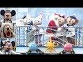 ºoº TDS モフモフダッフィーたちのラインダンス イッツ・クリスマスタイム Duffy and Friends precision dance