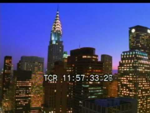 Timelapse NYC 2B 34 - New York City Time Lapse - Downtown - Skyscrapers - Best Shot - Stock Footage
