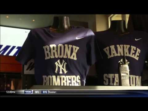 New York Yankees holiday gifts - YouTube