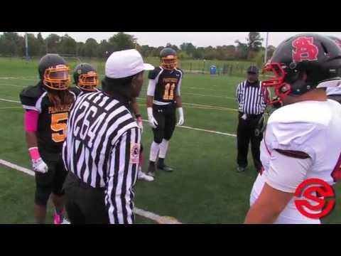 St. Frances Academy vs Archbishop Spalding High School Football SportsMajors.com