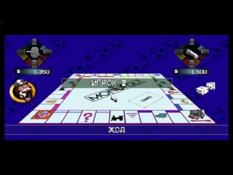 (PSX) Monopoly (SLUS-00507) (Russian) (Vector) PSXPLANET.RU