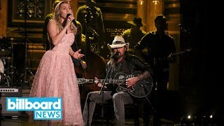 Video Miley Cyrus & Dad Billy Ray Pay Tribute to Tom Petty on 'The Tonight Show' | Billboard News download MP3, 3GP, MP4, WEBM, AVI, FLV Januari 2018