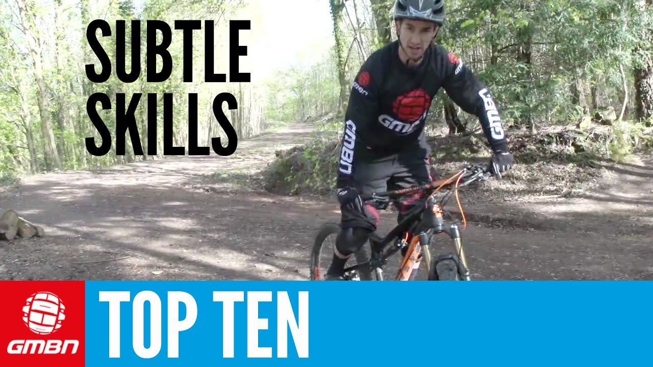 Top 10 Subtle Skills To Make You Faster On The Trails ...