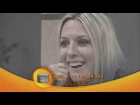 Dragana Ilić - 60 sekundi za Mondo TV