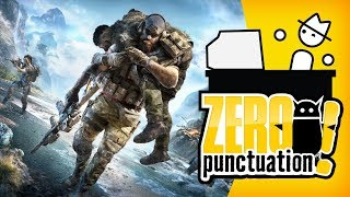 Ghost Recon Breakpoint (Zero Punctuation) (Video Game Video Review)