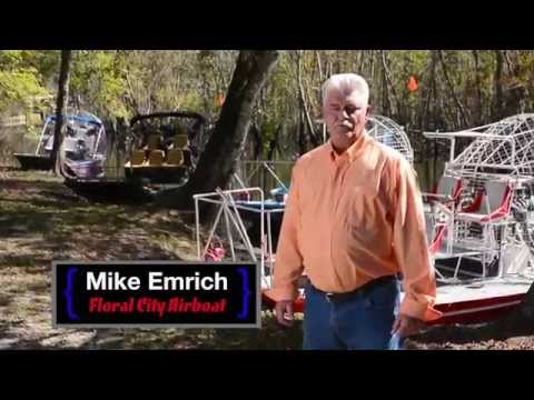 Floral City AirBoat - 1 - Inverness Florida