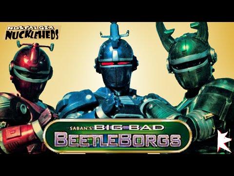Big Bad Beetleborgs   Nostalgia Nucklheds #4   Beetle Rock Part 1 & 2