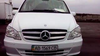 обзор Mercedes Benz vito в новой морде. Мерседес Вито на авторынке