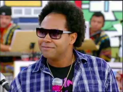 Thalles Roberto no Esquenta - Rede Globo