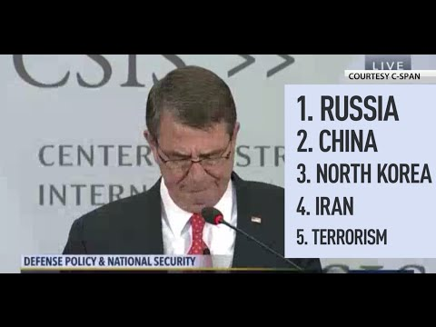 Russia greater threat than terrorism? US Defense Sec Carter believes so