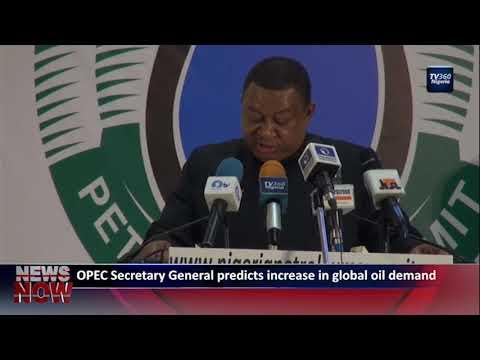 OPEC Secretary General predicts increase in global oil demand