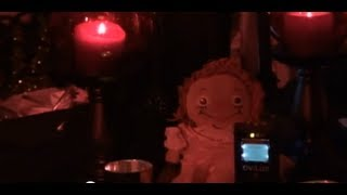 HAUNTED Annabelle the Doll Ghost Box Session