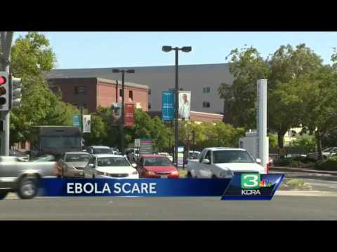 Patient tested for Ebola in Sacramento
