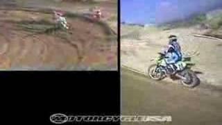 Motocross Test - 2007 Kawasaki KX450F